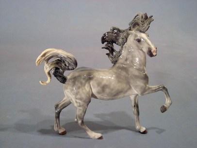 DANTE sculpture by Sarah Minkiewicz-Breunig