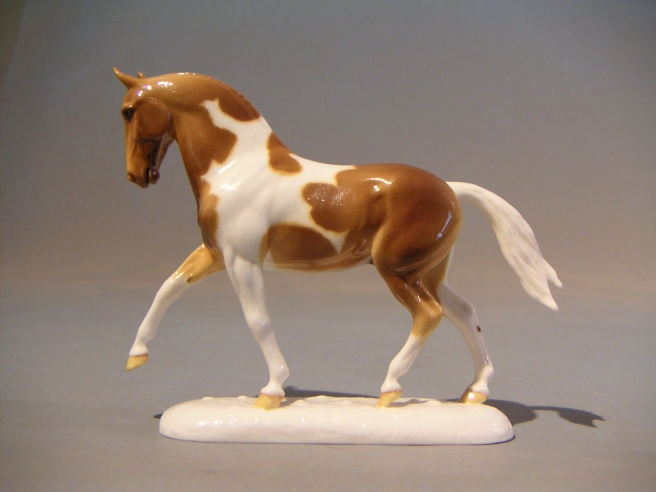 WARMBLOOD sculpture by Donna Chaney