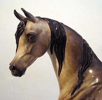 SABIHA sculpture by Donna Chaney